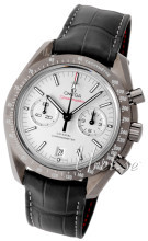 Omega Speedmaster Moonwatch Co-Axial Chronograph 44.25mm Silverf
