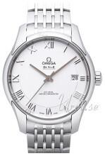 Omega De Ville Hour Vision Co-Axial Master Chronometer 41mm Silverfärgad/Stål Ø41 mm