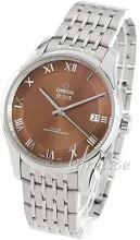 Omega De Ville Hour Vision Co-Axial Master Chronometer 41mm Brun/Stål Ø41 mm